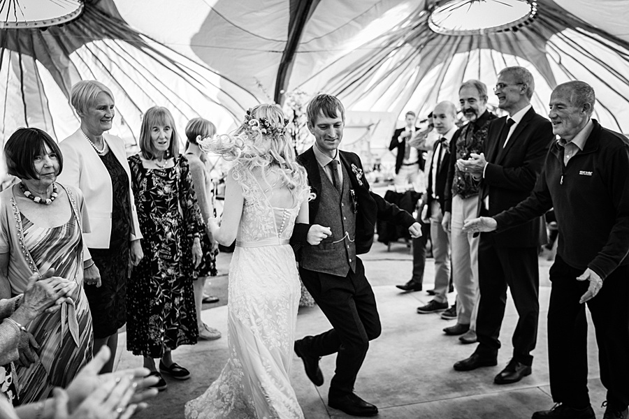 Matt and Rosanna's yurt wedding in Dorset with Linus Moran Photography (53)