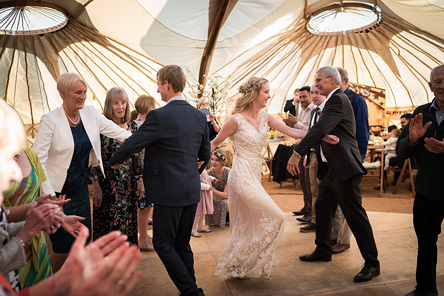 Matt and Rosanna's yurt wedding in Dorset with Linus Moran Photography (54)