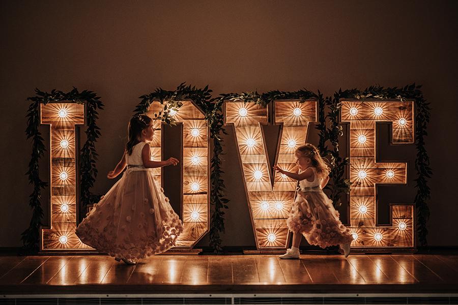 Laura & Dan's beautifully elegant wedding at Mill Barns Alveley, image credit Stott Weddings (25)