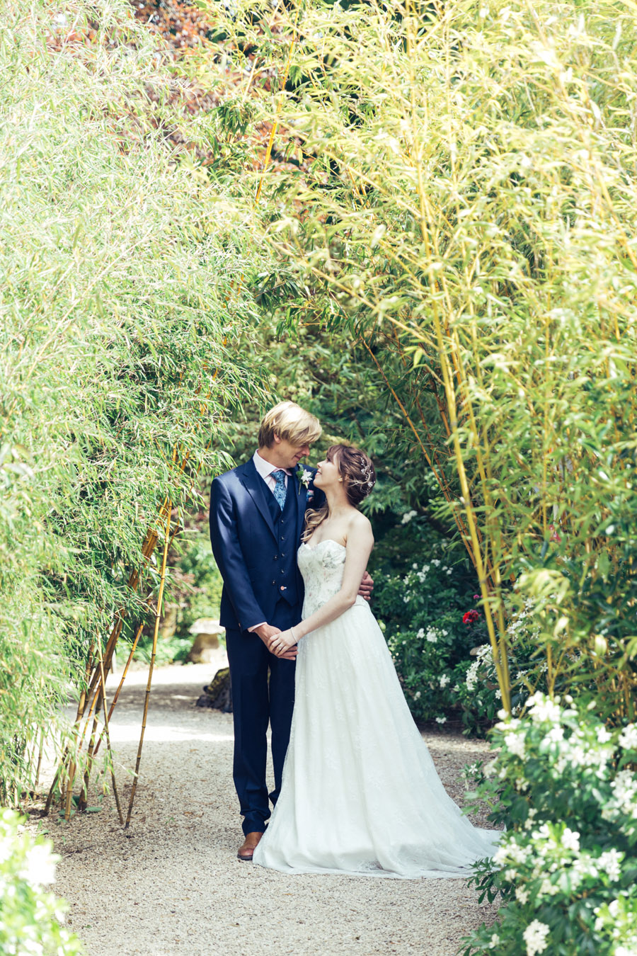 Beautiful wedding dresses in the free-spirited Matara wedding venue - photo credit Sally Anne Photography (9)