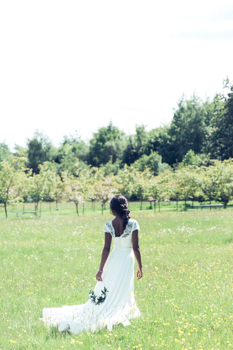 Beautiful wedding dresses in the free-spirited Matara wedding venue - photo credit Sally Anne Photography (21)