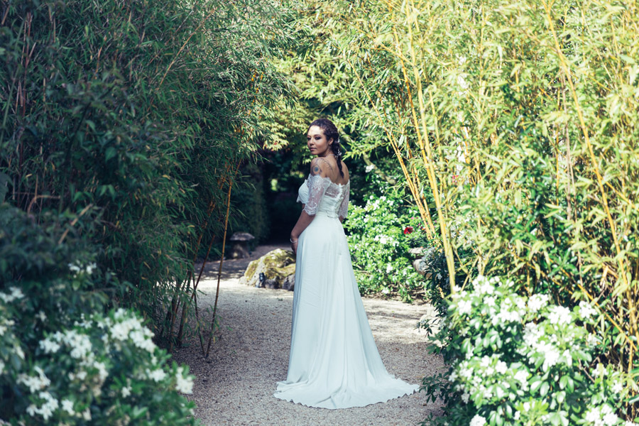 Beautiful wedding dresses in the free-spirited Matara wedding venue - photo credit Sally Anne Photography (33)