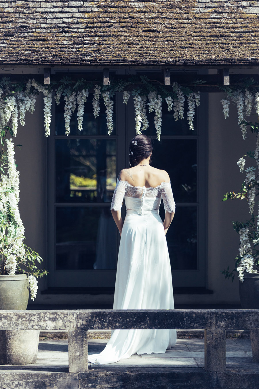 Beautiful wedding dresses in the free-spirited Matara wedding venue - photo credit Sally Anne Photography (35)