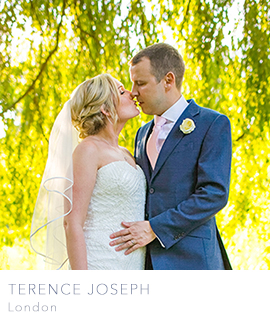 london wedding photographer terence joseph