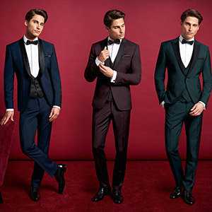 wedding menswear UK Beau Grooms