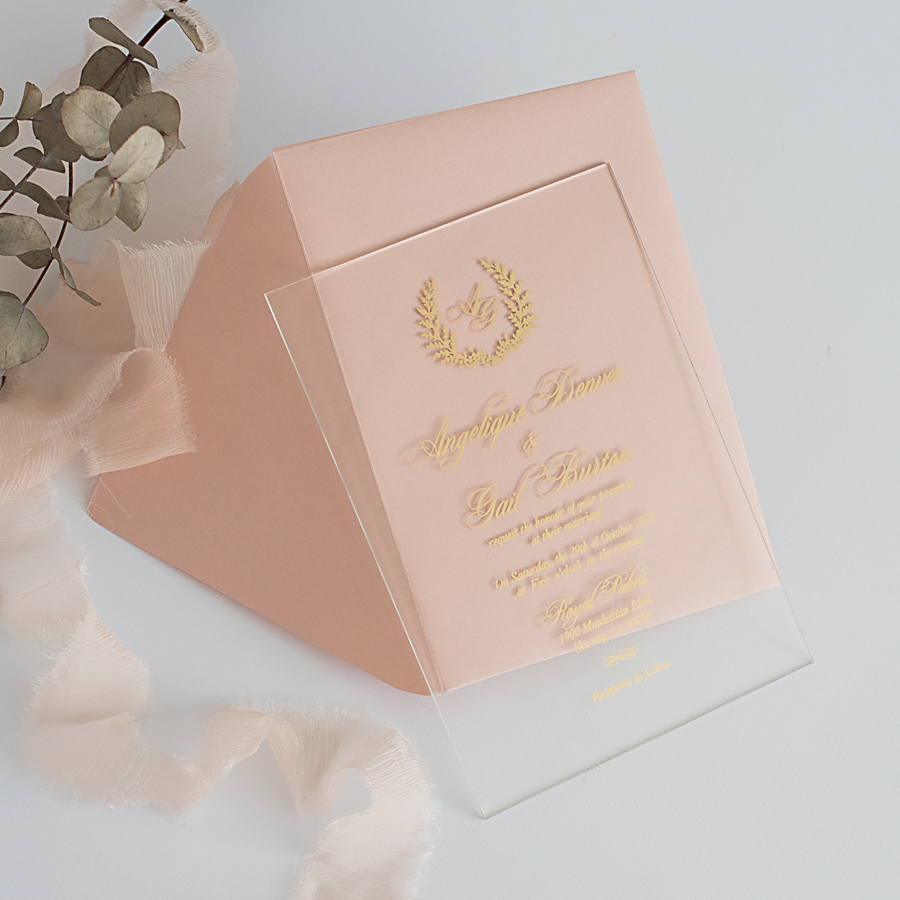 luxuy wedding invitations by Polina Perri on the English Wedding Blog (8)