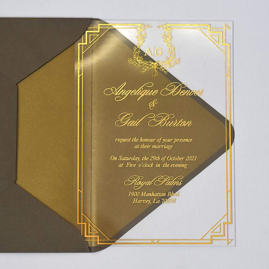 luxuy wedding invitations by Polina Perri on the English Wedding Blog (6)