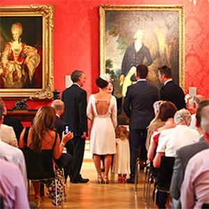 The Ashmolean Museum Oxford wedding venues