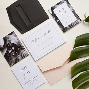 wedding stationery and invitations by Paperlust