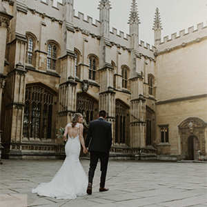 The Bodleian Libraries weddings