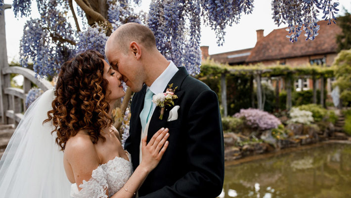 Great Fosters Hampshire wedding venue Damion Mower Photography