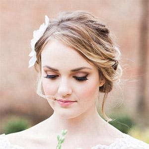 wedding hair and makeup charlotte tillyer