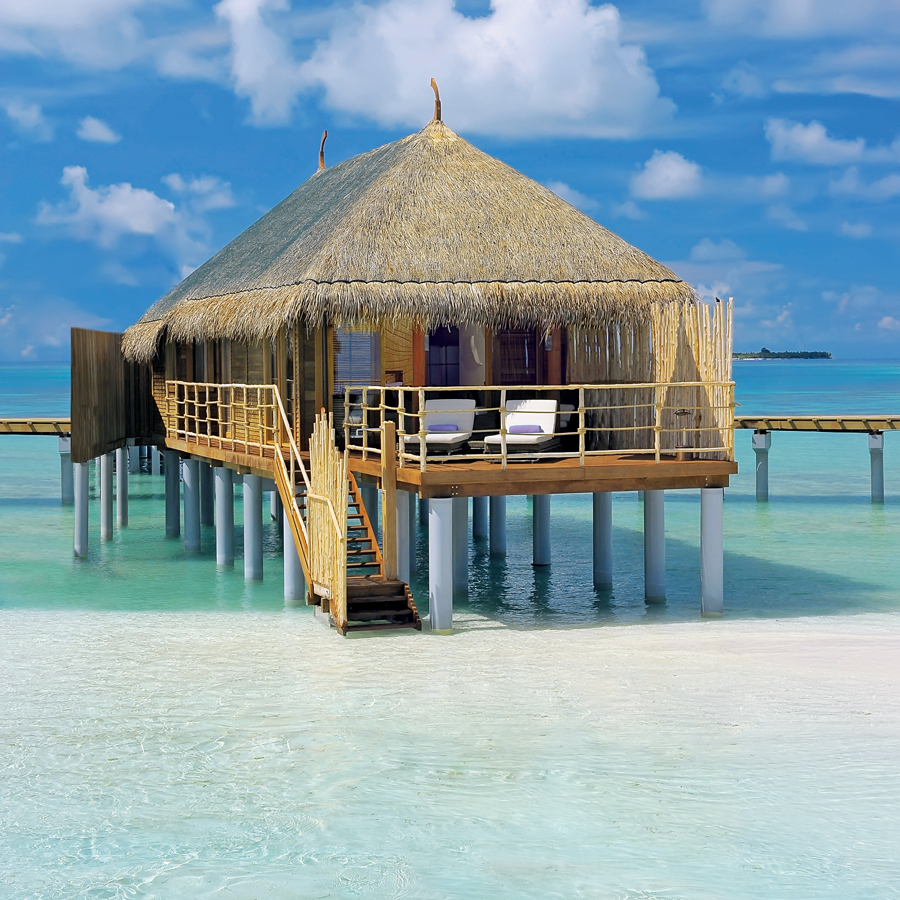 Overwater lodge - Turquoise Holidays