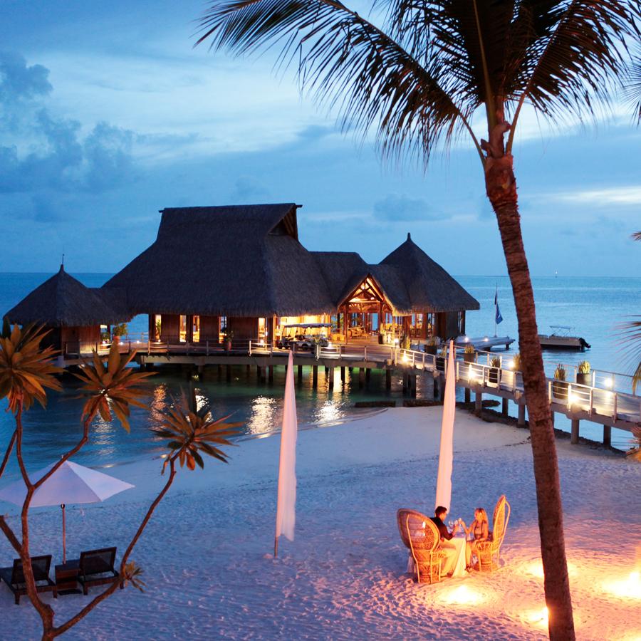 Honeymoon dinner - Turquoise Holidays