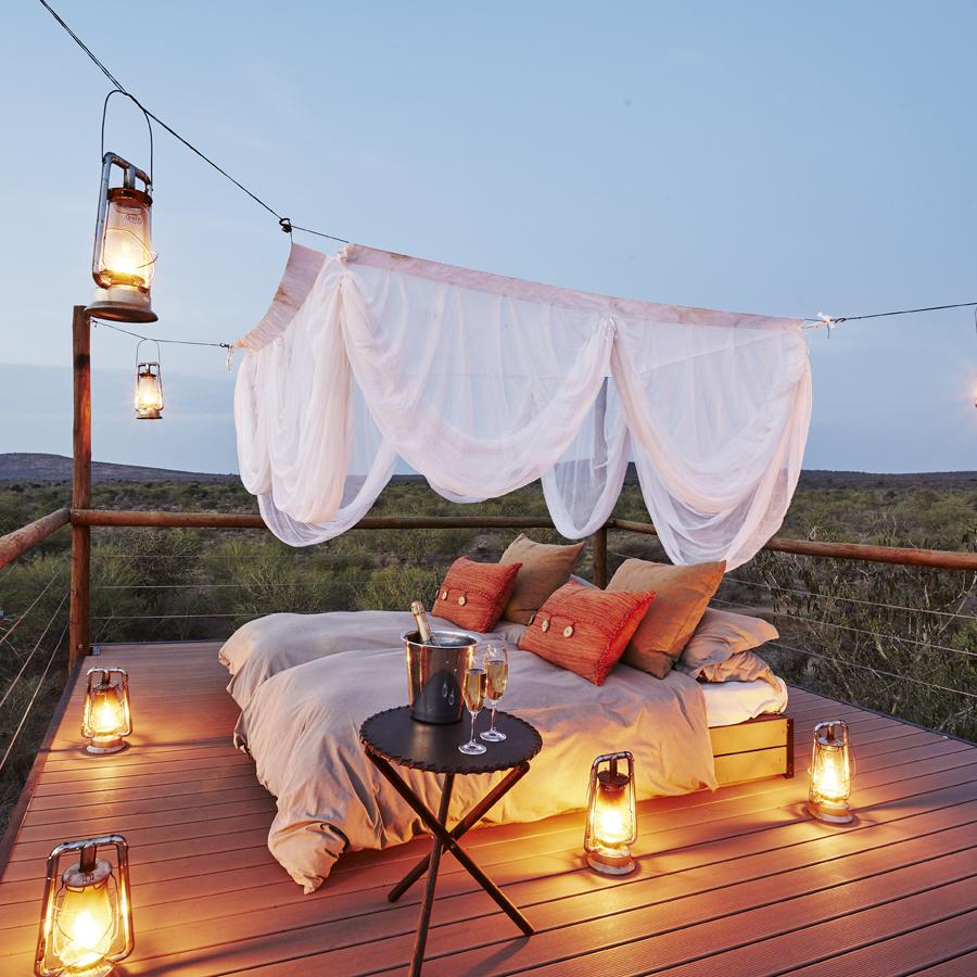 Romantic safari honeymoon - Turquoise Holidays