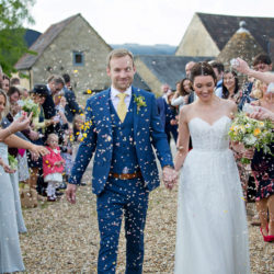 Tim & Leanne's beautiful spring farm wedding, with Martin Dabek Photography