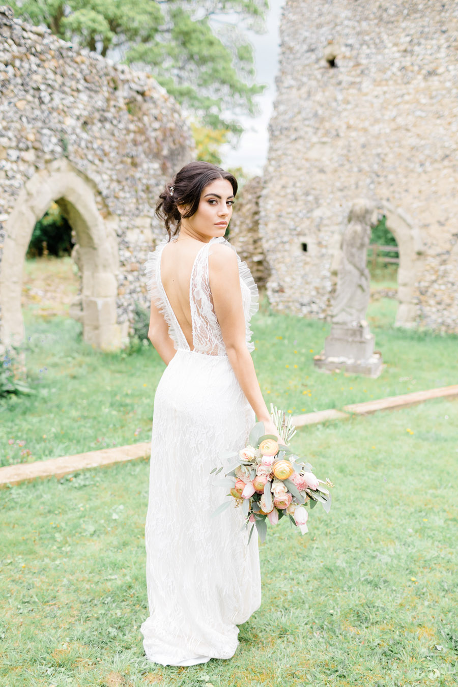 Romantic ethereal wedding styling ideas with Natalie Stevenson Photography (4)