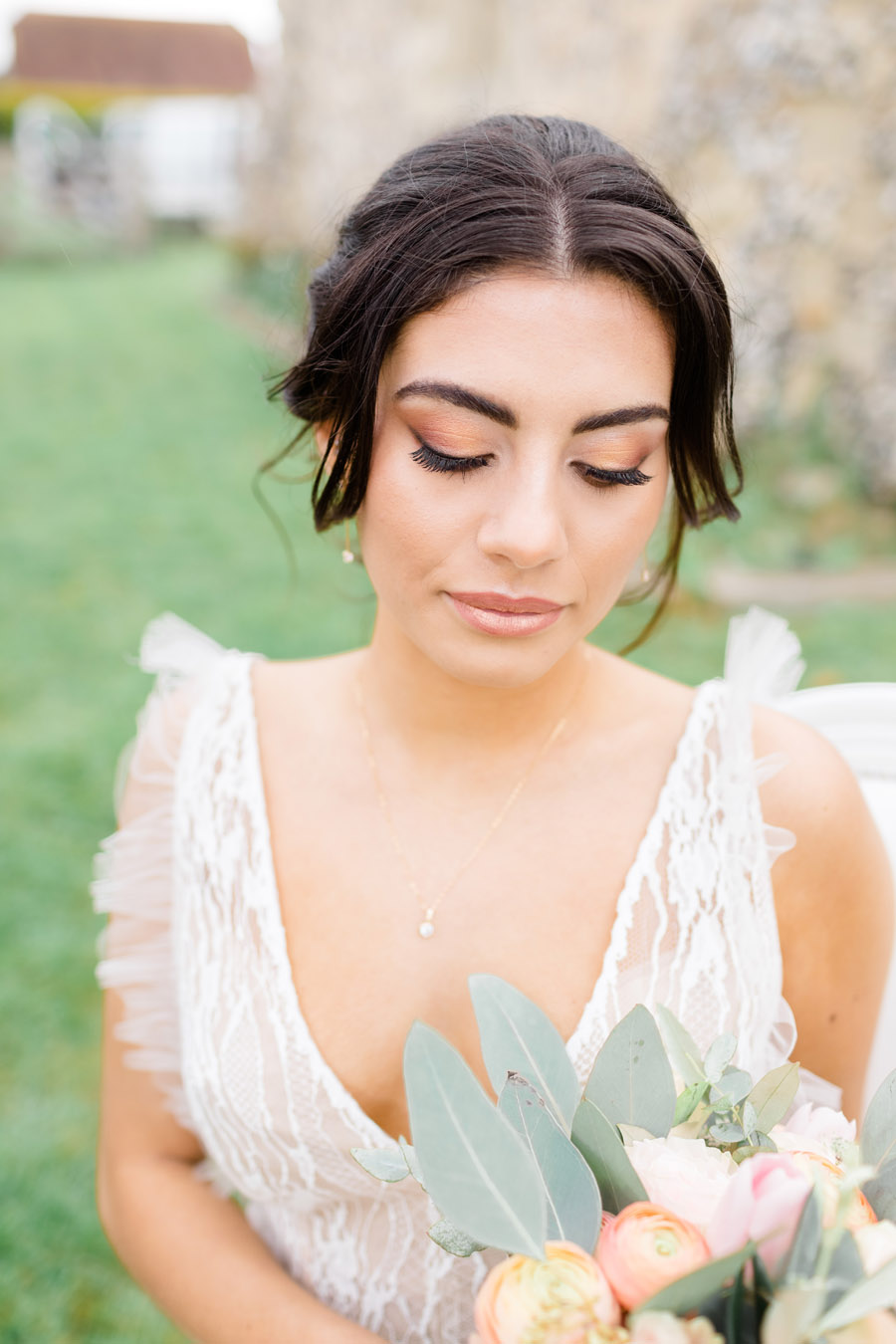Romantic ethereal wedding styling ideas with Natalie Stevenson Photography (7)