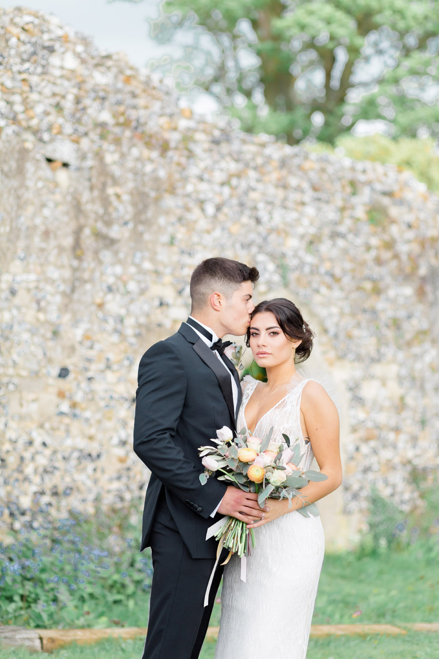 Romantic ethereal wedding styling ideas with Natalie Stevenson Photography (10)