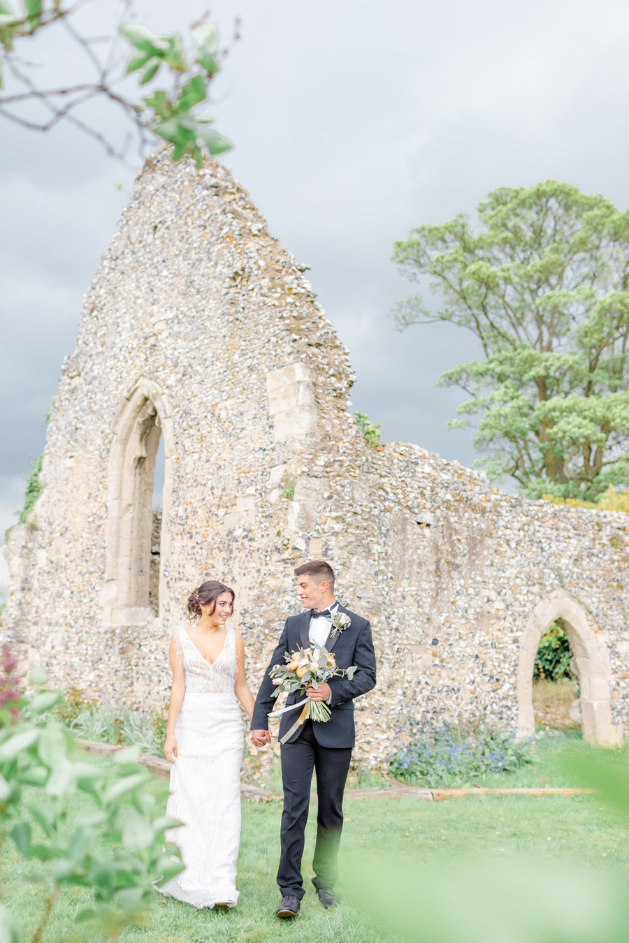 Romantic ethereal wedding styling ideas with Natalie Stevenson Photography (12)
