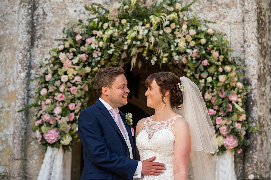 Beautiful Athelhampton House wedding photography with Linus Moran on the English Wedding Blog (41)