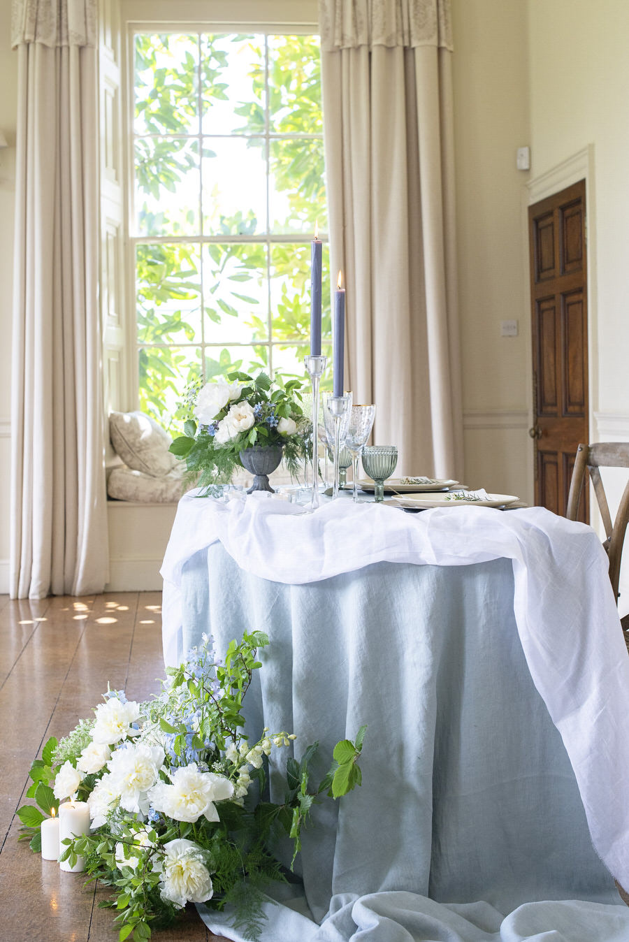 Pynes House wedding styling ideas with Ailsa Munro, Sarah Shuttle and Lottie Ettling PHotography (32)