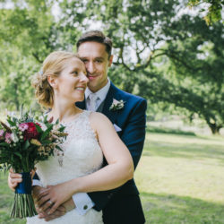 Kat and Vincent's Roundhay Park wedding, with Amy Jordison Photography