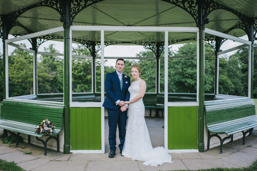 Kat and Vincent's Mansion at Roundhay Park wedding, images by Amy Jordison Photography (29)