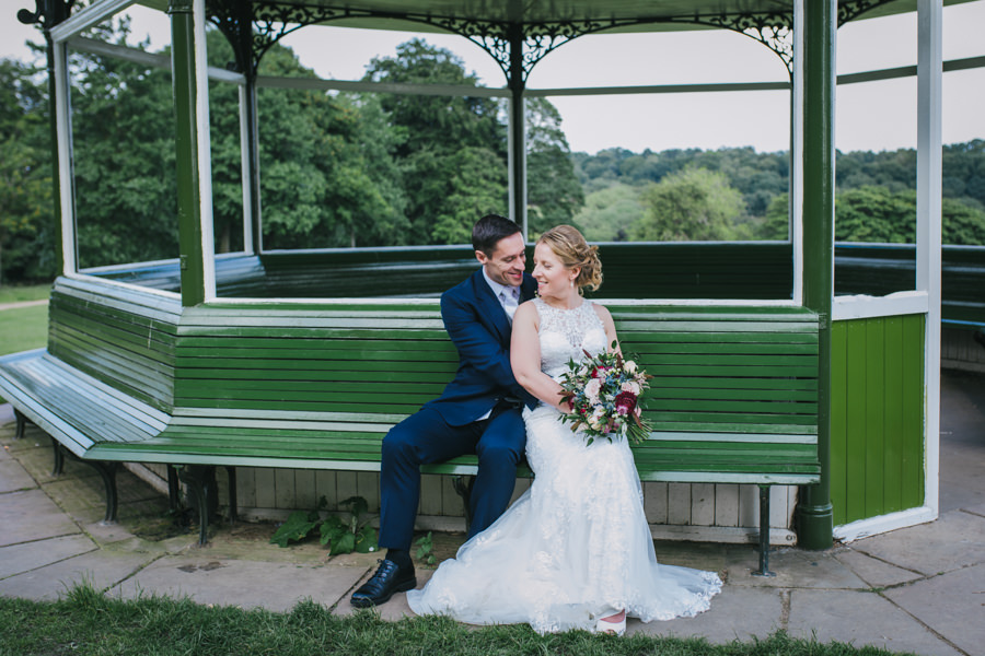 Kat and Vincent's Mansion at Roundhay Park wedding, images by Amy Jordison Photography (30)