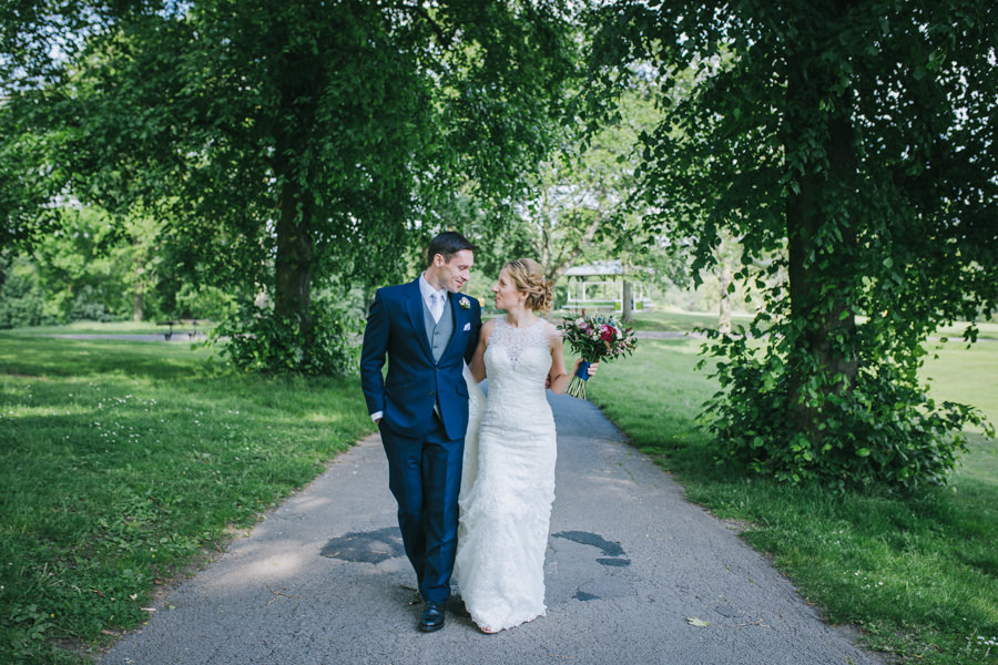 Kat and Vincent's Mansion at Roundhay Park wedding, images by Amy Jordison Photography (32)
