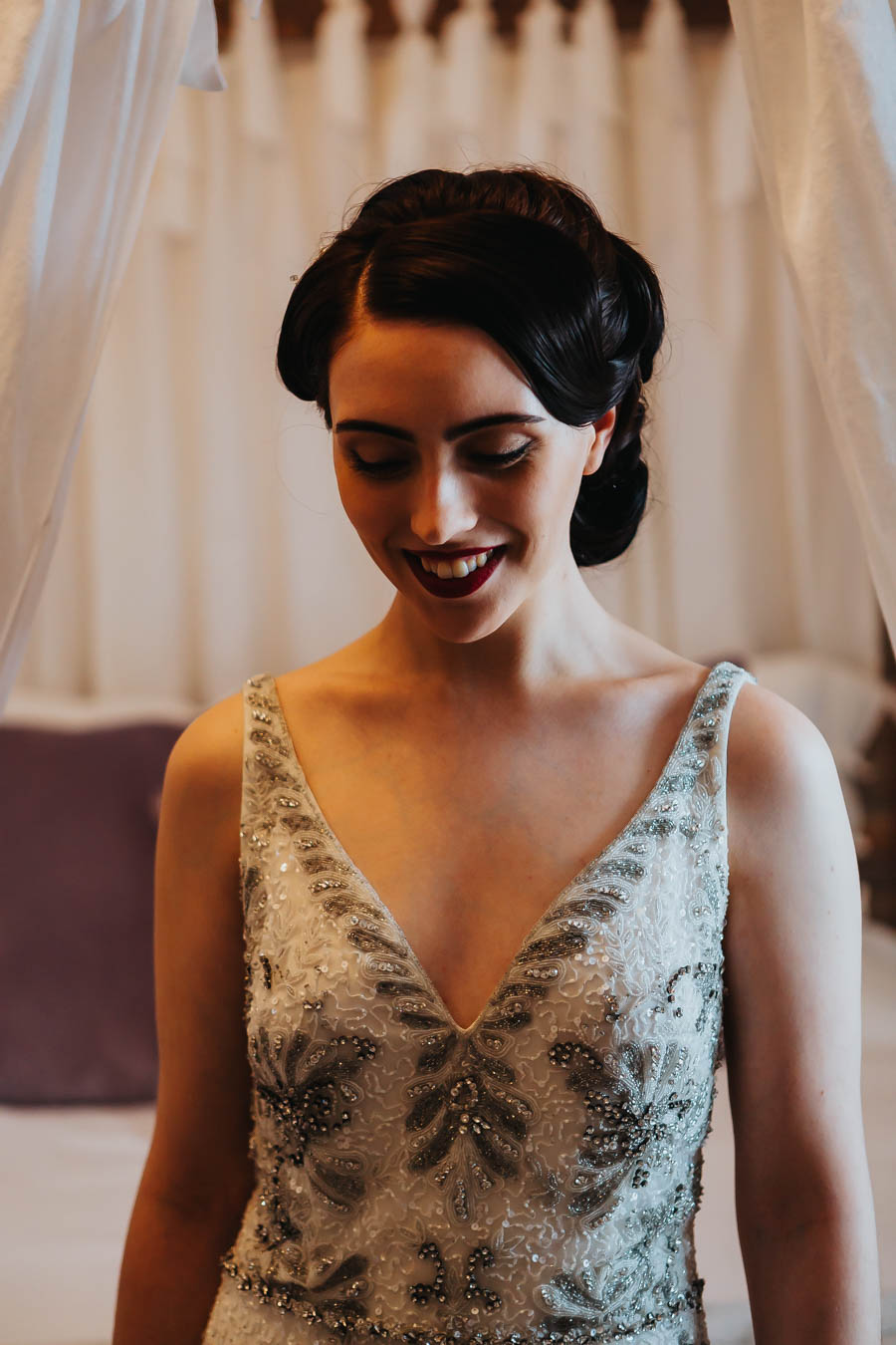 Dramatic and alternative wedding ideas on English-Wedding.com with Danny Inwood Photography (9)