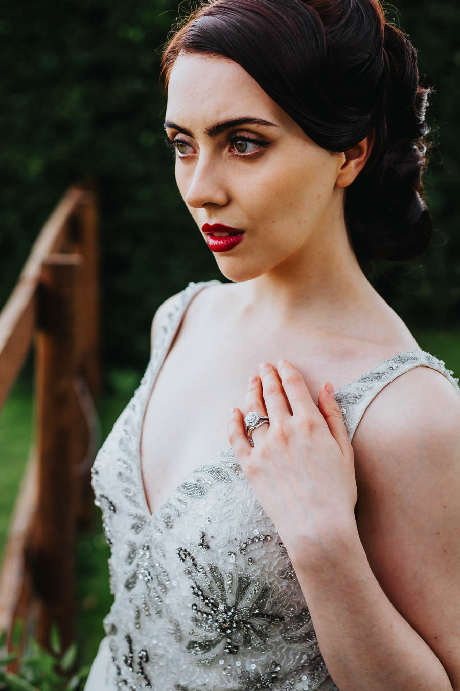 Dramatic and alternative wedding ideas on English-Wedding.com with Danny Inwood Photography (16)