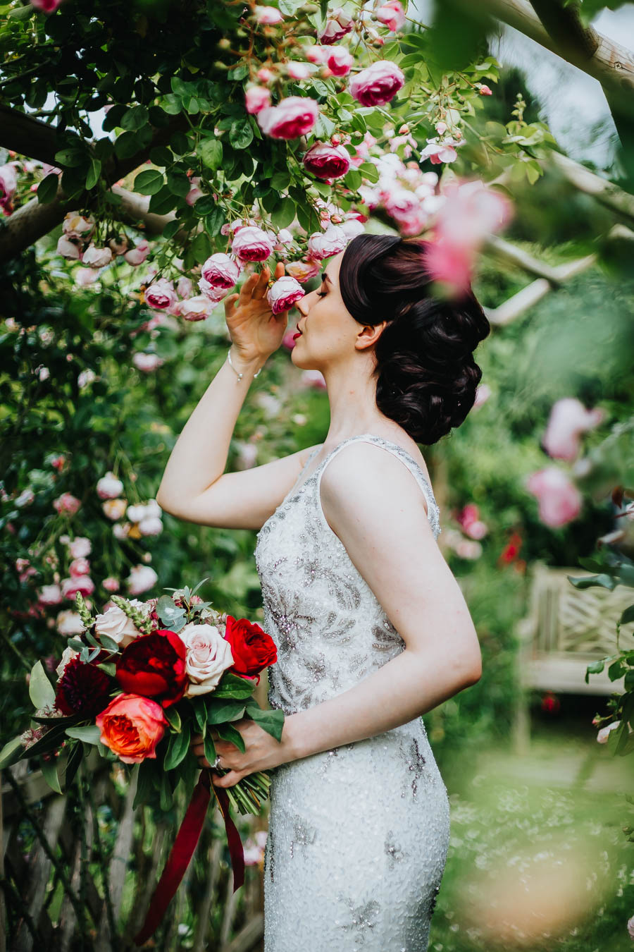 Dramatic and alternative wedding ideas on English-Wedding.com with Danny Inwood Photography (18)