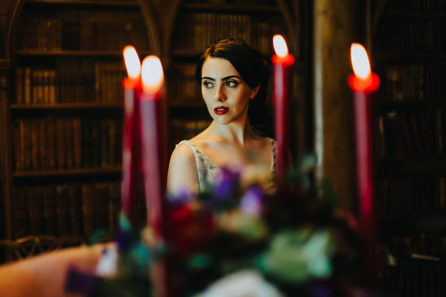 Dramatic and alternative wedding ideas on English-Wedding.com with Danny Inwood Photography (21)