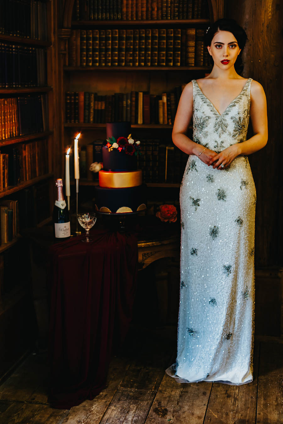 Dramatic and alternative wedding ideas on English-Wedding.com with Danny Inwood Photography (22)