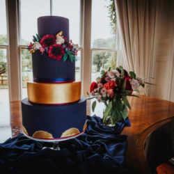 Vintage, glamorous and luxurious wedding styling ideas from Nurstead Court