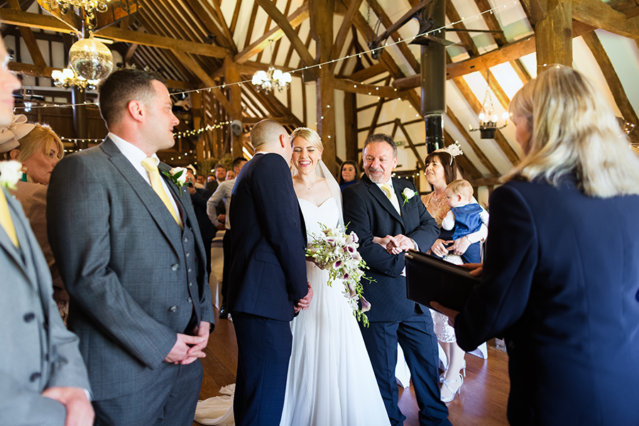 The Plough at Leigh wedding, image credit Terence Joseph Photography (4)