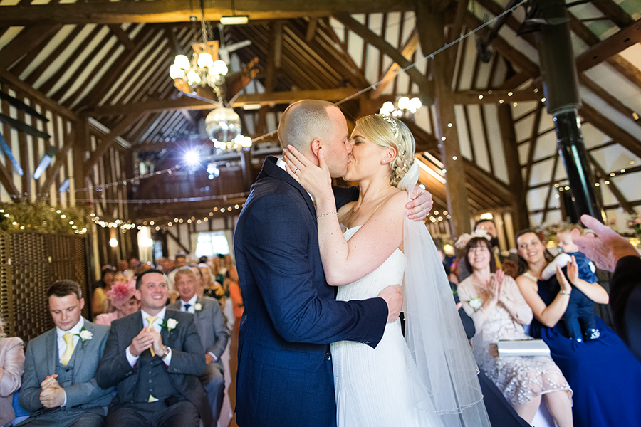 The Plough at Leigh wedding, image credit Terence Joseph Photography (11)