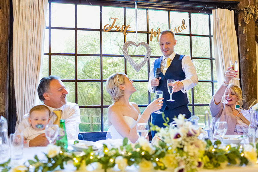 The Plough at Leigh wedding, image credit Terence Joseph Photography (25)