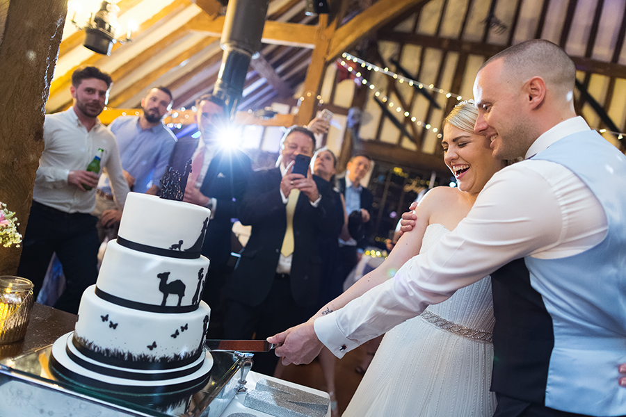 The Plough at Leigh wedding, image credit Terence Joseph Photography (30)