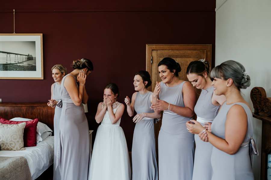Charlotte and Dexter's minimal and elegant Coombe Lodge wedding, image credit Ryan Goold Photography (13)