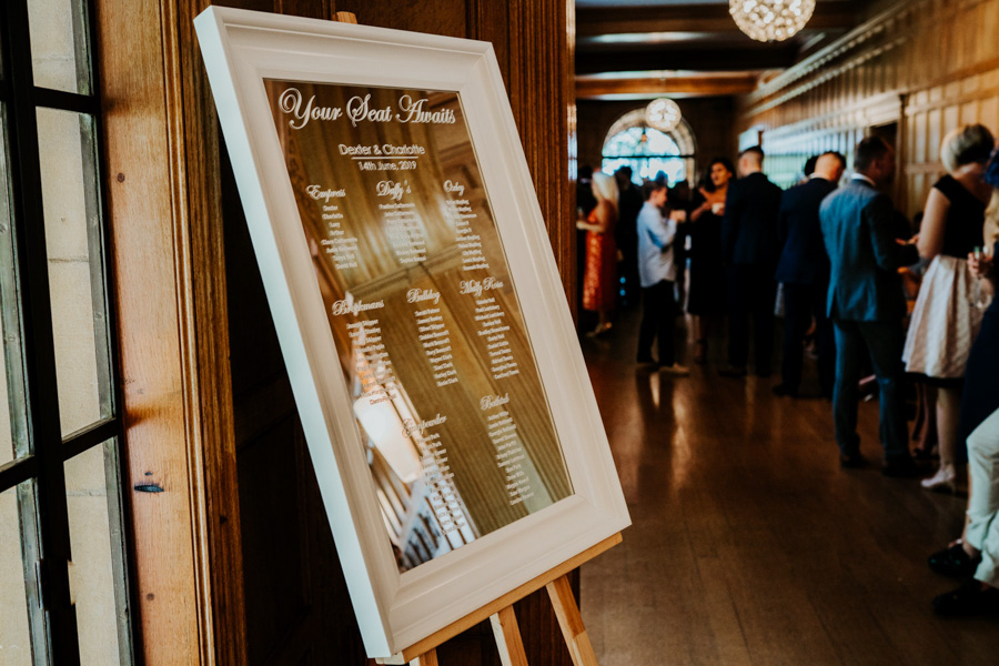 Charlotte and Dexter's minimal and elegant Coombe Lodge wedding, image credit Ryan Goold Photography (29)