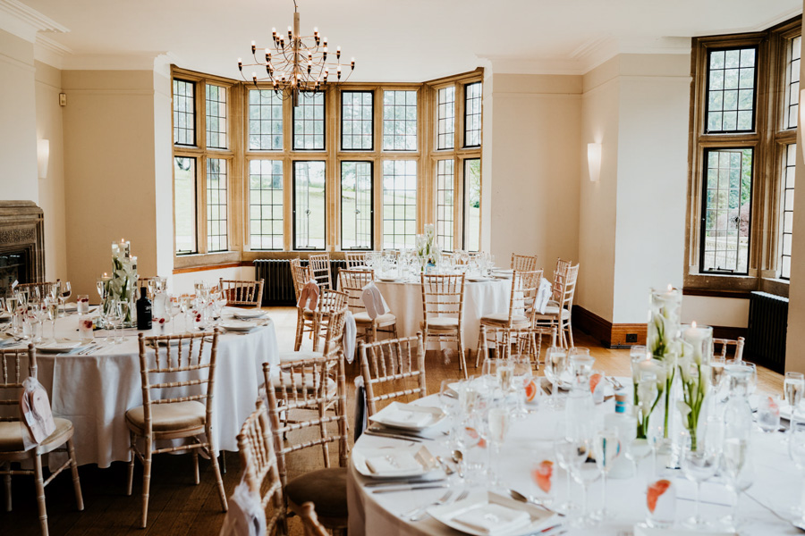Charlotte and Dexter's minimal and elegant Coombe Lodge wedding, image credit Ryan Goold Photography (37)