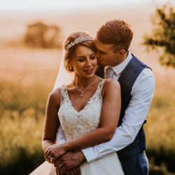 Charlotte and Dexter's elegant, simple, Coombe Lodge wedding, with Ryan Goold Photography