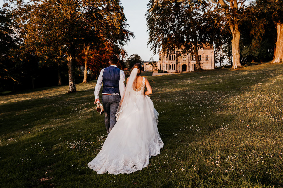 Charlotte and Dexter's minimal and elegant Coombe Lodge wedding, image credit Ryan Goold Photography (45)