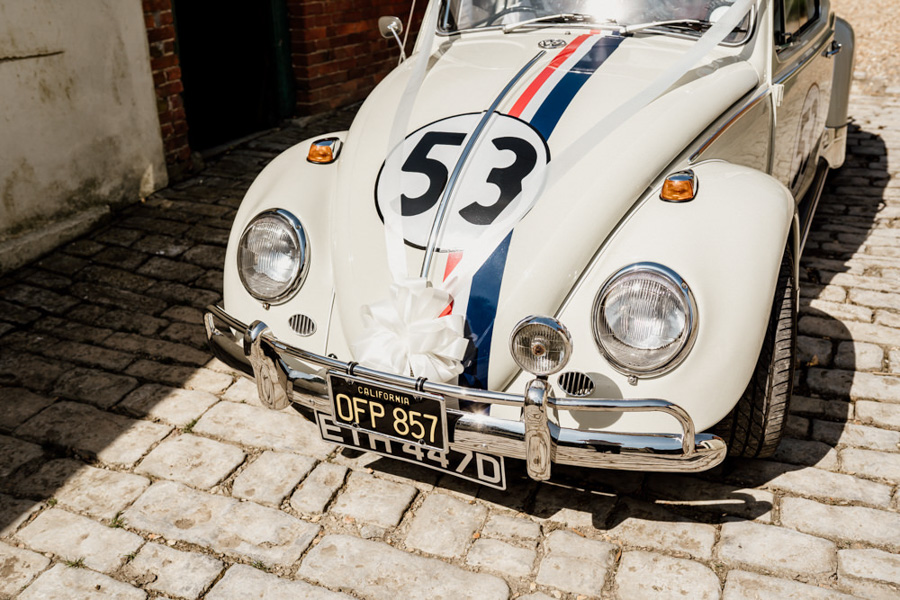 Vintage Somerset wedding with Beetles, photo credit Ryan Goold Photography (7)