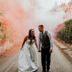 Aaron and Julie's rustic, vintage Somerset wedding, with Ryan Goold Photography