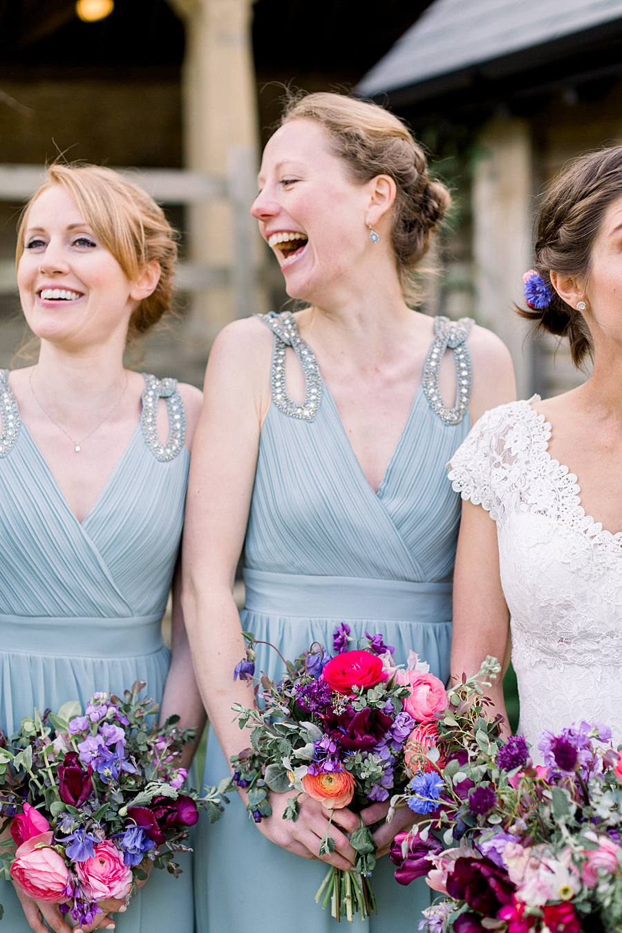An elegant english barn wedding at Upcote with Hannah K Photography on English Wedding (25)