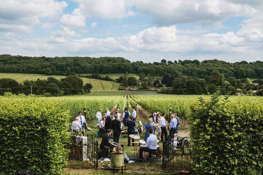 A gorgeous Hambledon Vineyard wedding by York Place Studios