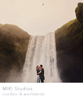 London wedding photographers MIKI Studios